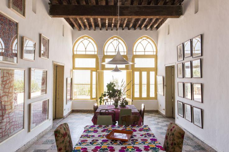 Autotour liban des montagnes du chouf beyrouth for Architecture maison traditionnelle libanaise