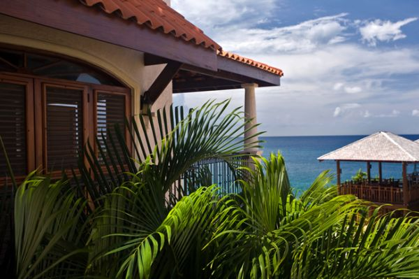 Hotel Cap Maison Resort & spa (Suite Villa) - Rodney Bay - Sainte Lucie