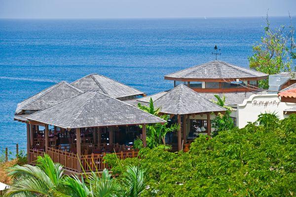 Cap Maison - Une hacienda créole à Sainte Lucie