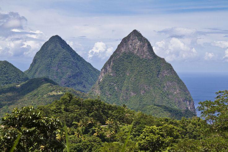 Soufrière - Sainte Lucie