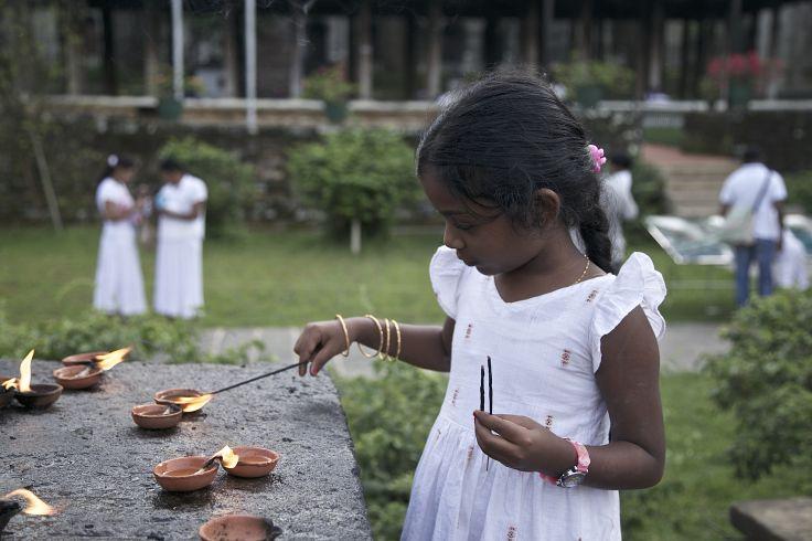 Temples, jungle & plage - Le Sri Lanka en famille
