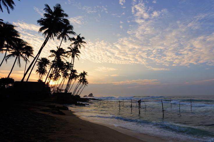 Un rêve d'ailleurs - Art de vivre à la plage au Sri Lanka