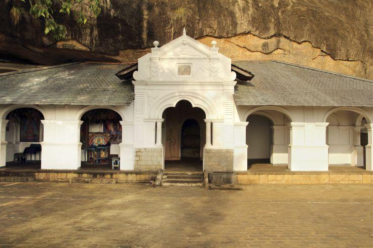 Dambulla - Province du Centre - Sri Lanka