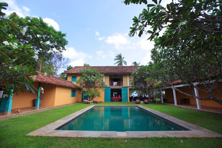 The Last House by Bawa - Ma villa privée au Sri Lanka