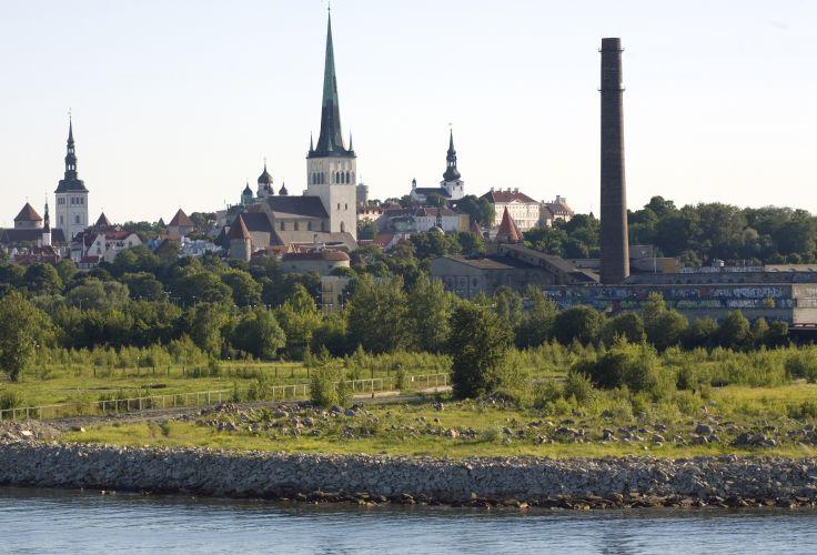 Saint-Olaf - Tallinn - Estonie
