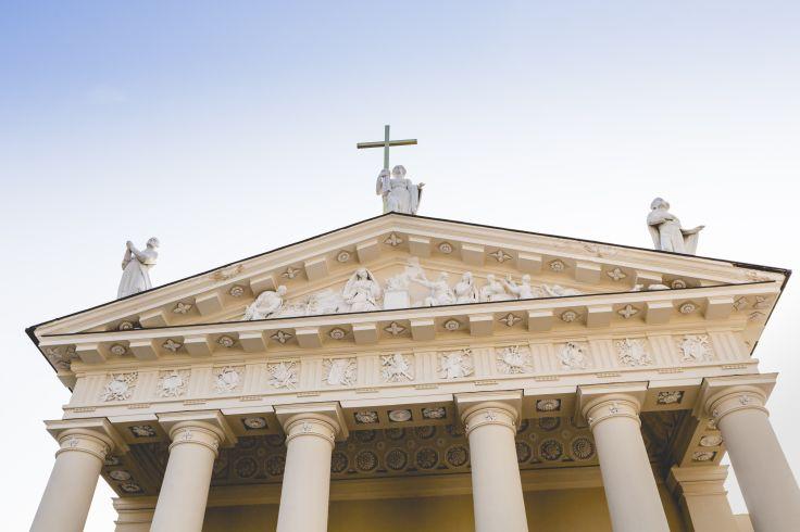 Cathédrale de Vilnius - Lituanie