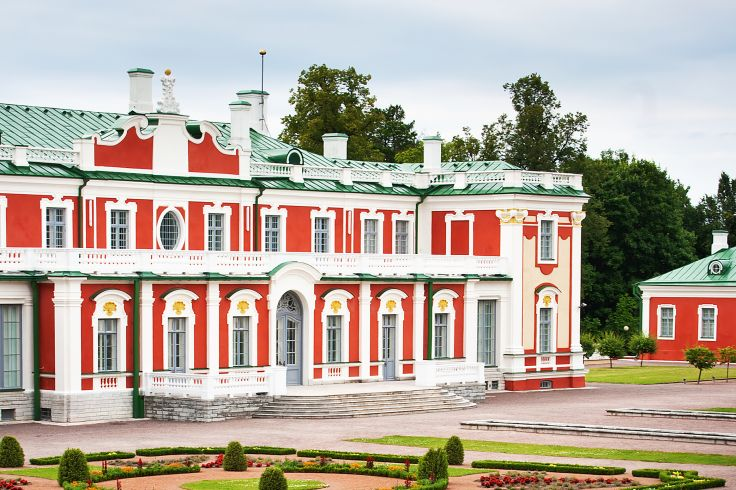 Kadriorg - Tallinn - Estonie