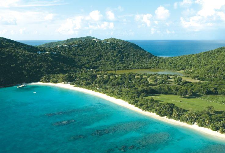 Guana Island - Iles Vierges Britanniques