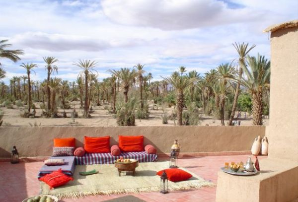 Sud Marocain - En duo, bivouac chic & hôtel de charme
