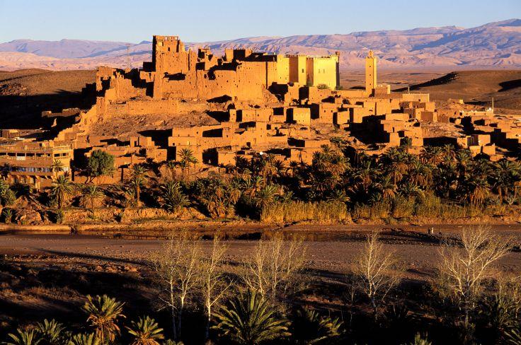 Kasbahs et secrets du sud marocain