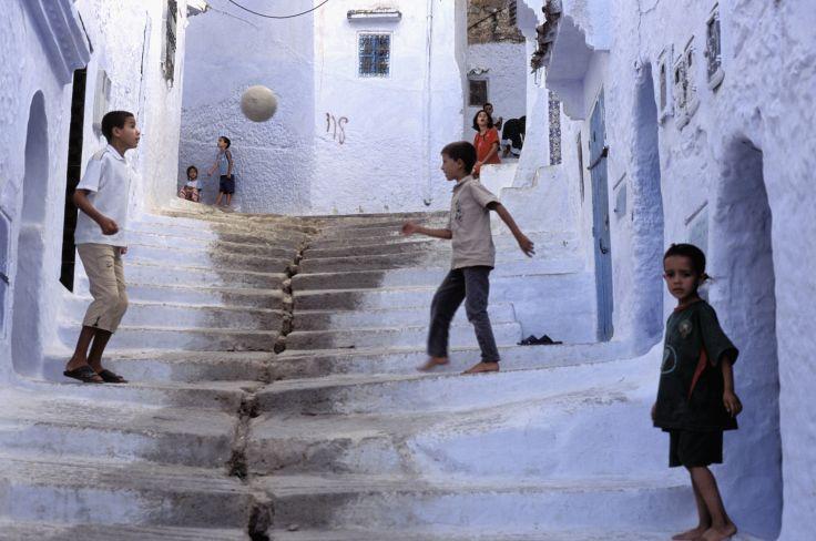 Medina de Chefchaouen  - Maroc