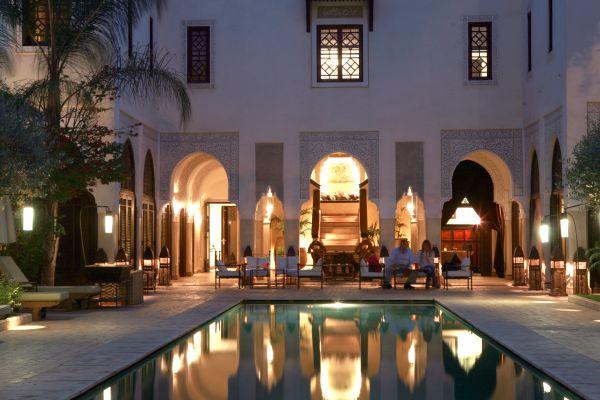 voyage maroc luxe