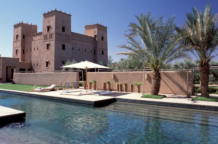Sud marocain - Un rêve de palmeraie au Dar Ahlam