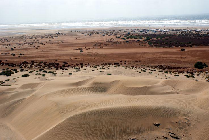 Plage Blanche - Région de Guelmim - Maroc