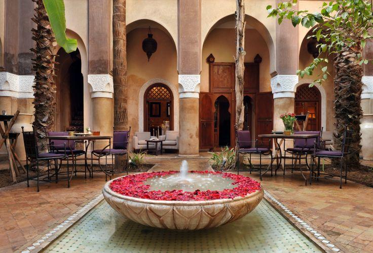 Villa Nomade - Marrakech - Maroc