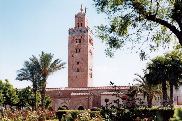 La Koutoubia - Marrakech - Maroc