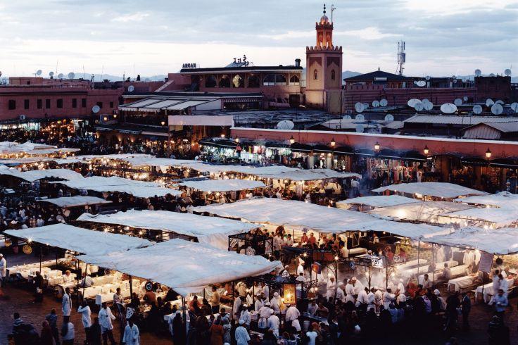 Médinas & Villes Impériales - Le Maroc en train