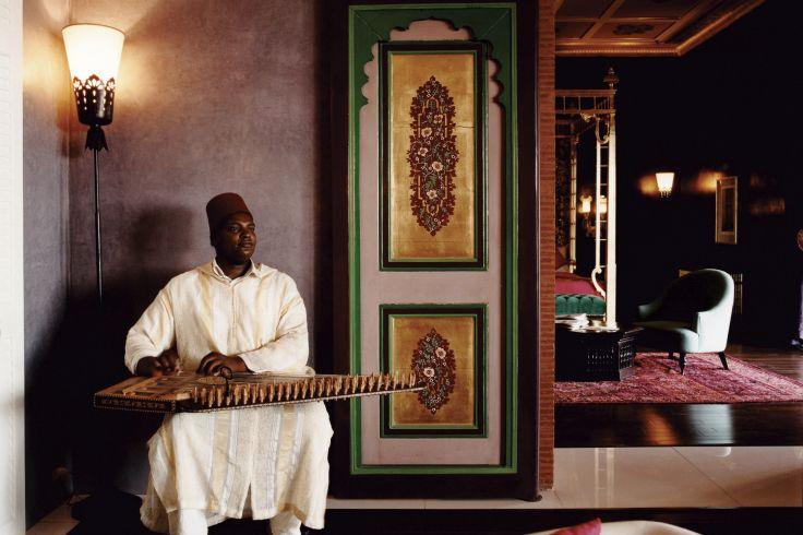 Marrakech autrement - Lumière sur l'Islam à la Villa Nomade
