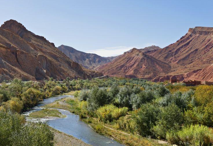 Route du Sud - Maroc