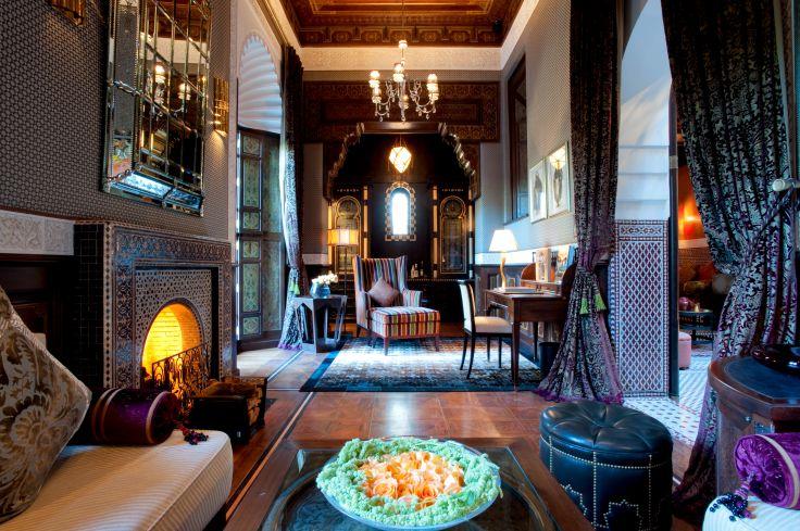 Mon riad privé à Marrakech- Royal Mansour, un palais d'exception