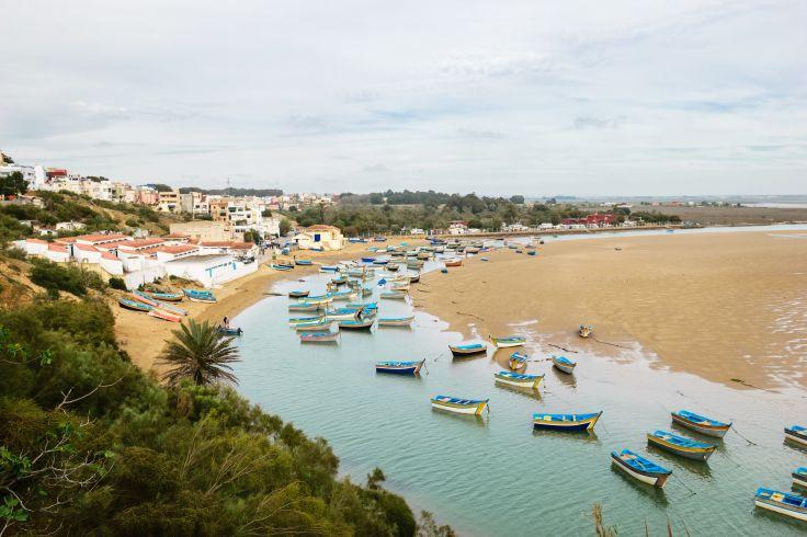 Moulay Bousselham - Rabat-Salé-Kénitra - Maroc
