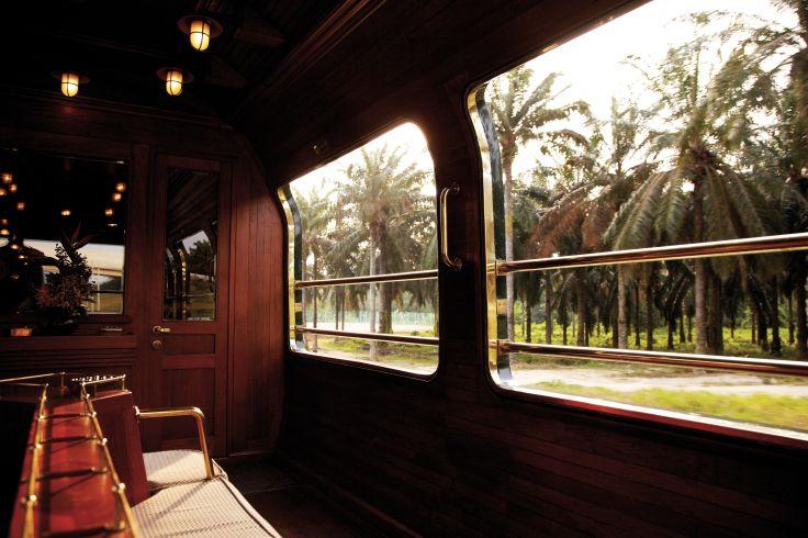 Voyager en train - Maroc