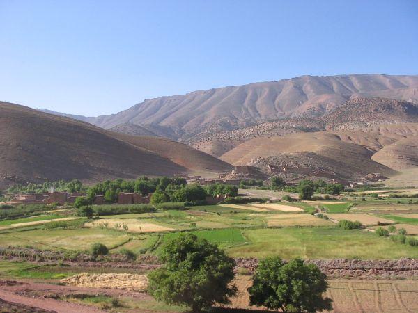 De la médina aux vallées secrètes du Haut-Atlas