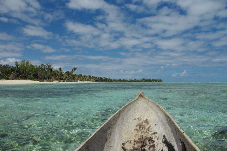 Navigation vers l'île aux nattes - Ile de Sainte-Marie - Madagascar