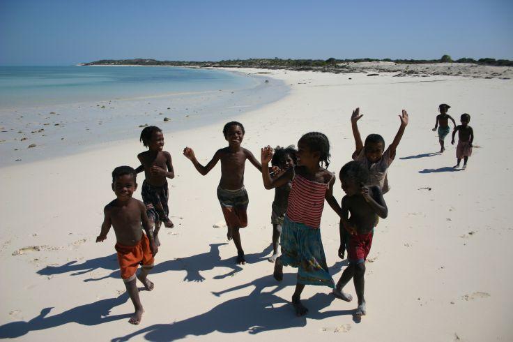 Piste de Morondava - Tulear - Madagascar
