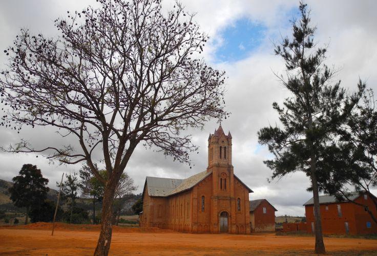 Entre Ranomafana et Ambositra - Madagascar