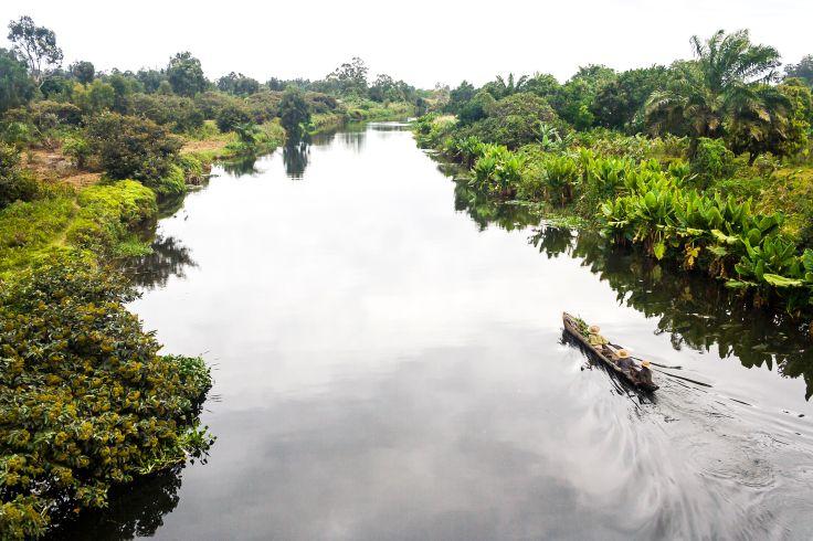 Canal des Pangalanes - Madagascar