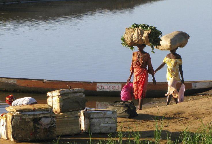 Pistes, fleuves et plages de l'Ouest - Madagascar nature