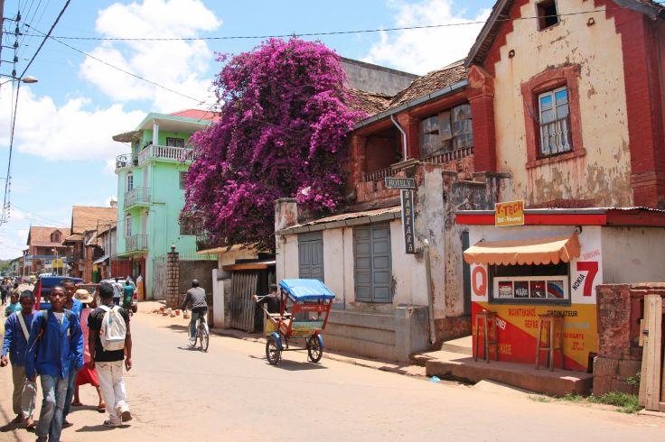 Antsirabe - Hautes Terres centrales - Madagascar