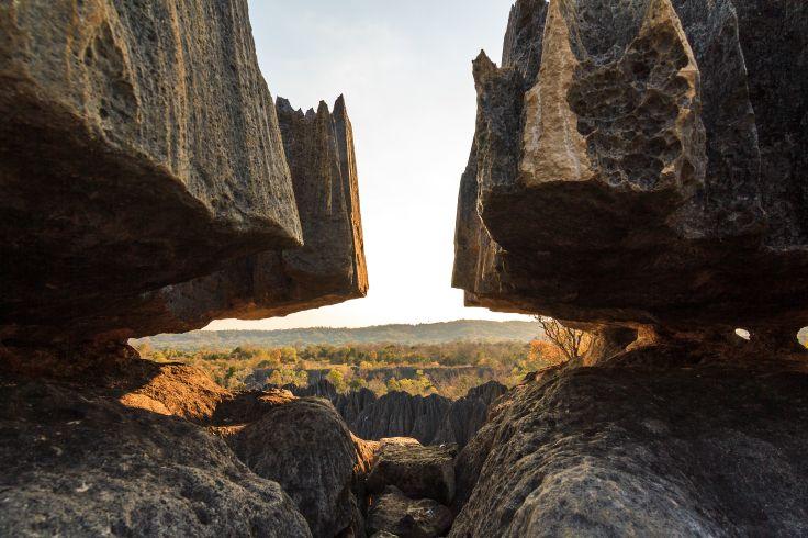 Tsingy de Bemaraha - Bekopaka - Madagascar