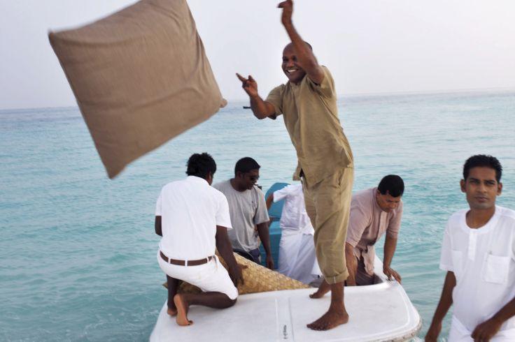 Maldives chic & décontracté - No shoes no news au Soneva Fushi