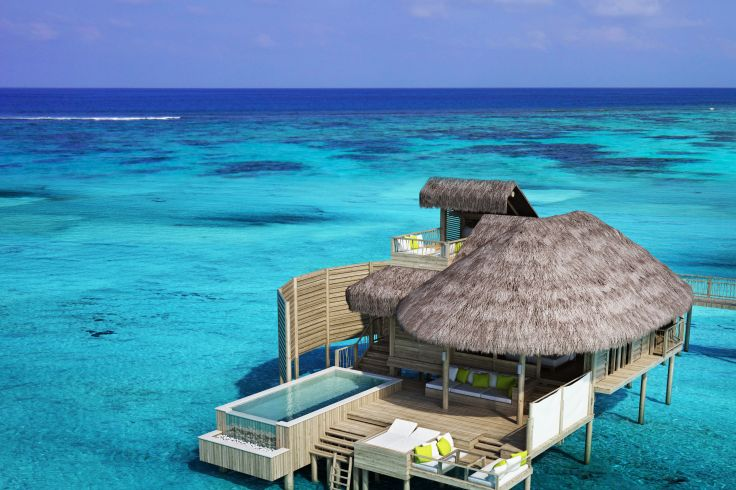 Six Senses Laamu - Eden tropical aux Maldives