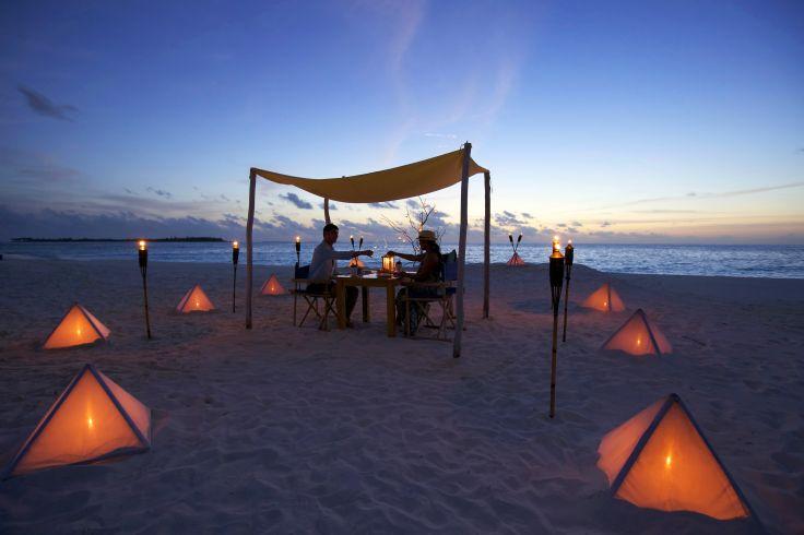 Six Senses Latitude Laamu - Maldives