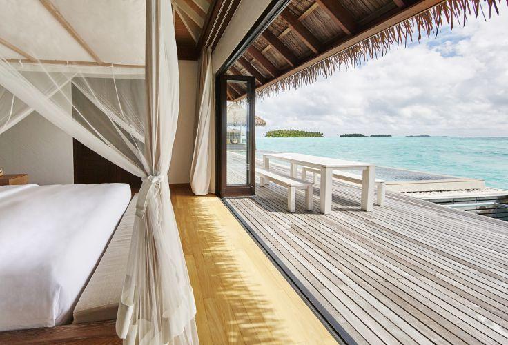 Un atoll d'exception aux Maldives - COMO Maalifushi