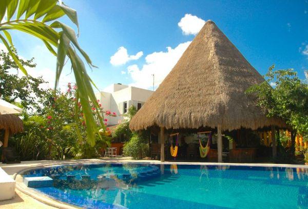 Séjour au Mexique : Mon cabanon à Tulum: promo 5=7