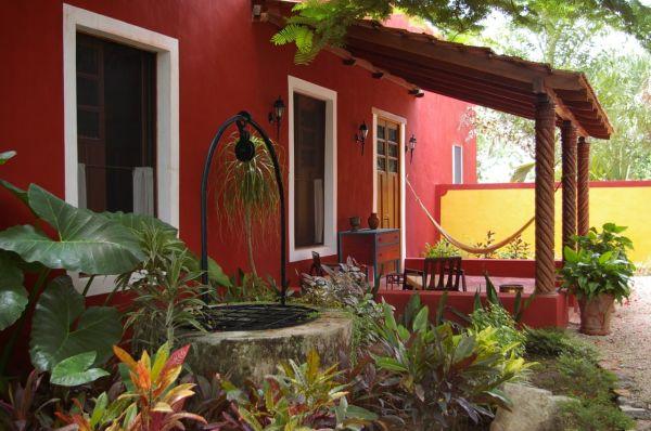 Sur Mesure au Mexique : Hacienda et bungalow au bord de l'eau...