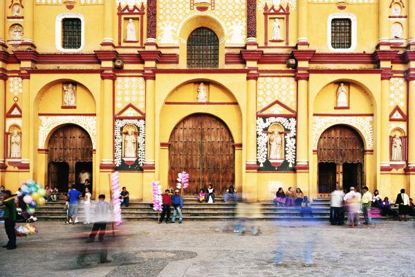 Du Chiapas au Yucatan - Découvertes au sud du Mexique