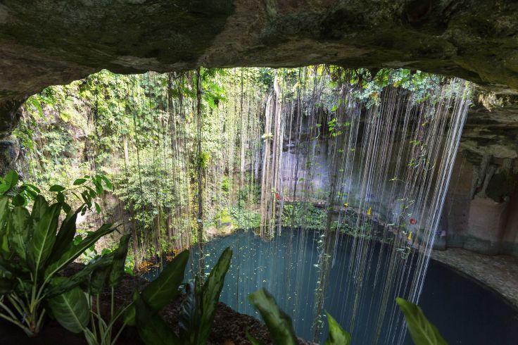 Cenote - Mexique