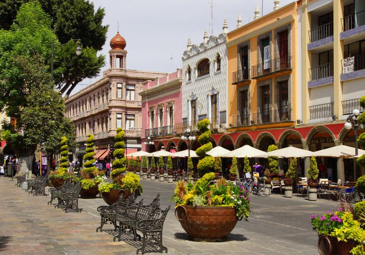Puebla - Mexique
