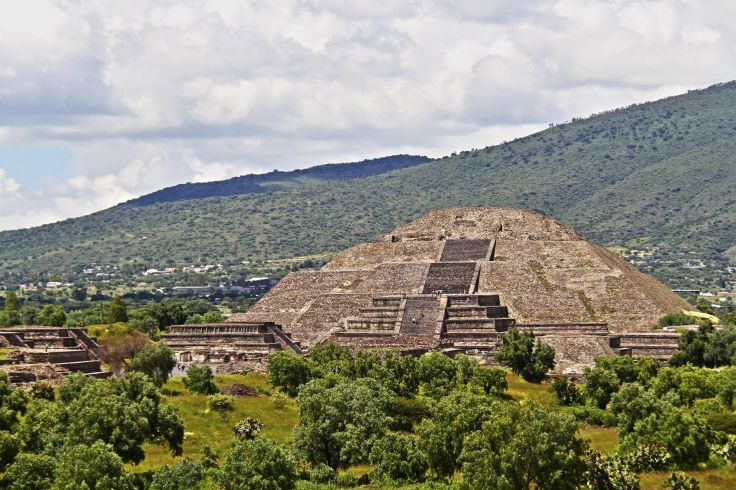 Teotihuacan - Mexique