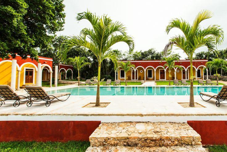 Pyramides & Palmiers côté Caraïbes - Le Yucatan en famille