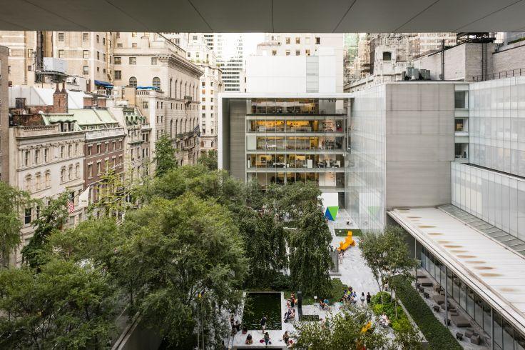 MoMA - New York - Etats-Unis