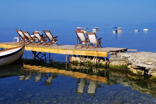 Lac d'Ohrid - Macédoine
