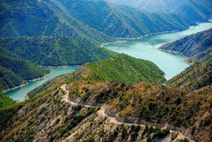 Lac Kozyak - Macédoine