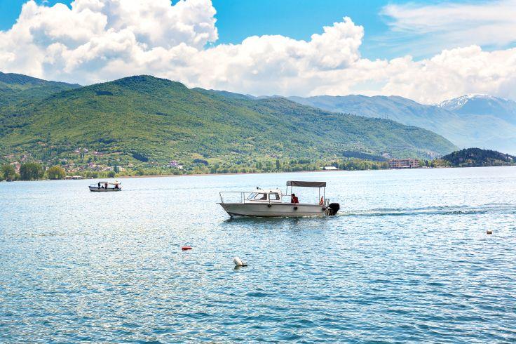 Lac Ohrid - Macédoine