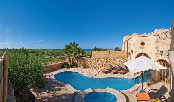 Entre criques et maquis  - Un pied à terre à Gozo